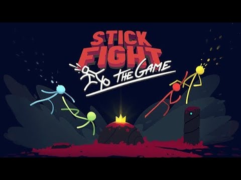 THESE STICK FIGURES GOT THEM THANGSSSS [STICK FIGHT THE GAME] (FT DEMIGOD PLAYS & I.E.GAMING