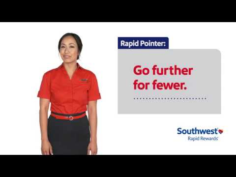 Southwest Airlines: Go Further for Fewer Points