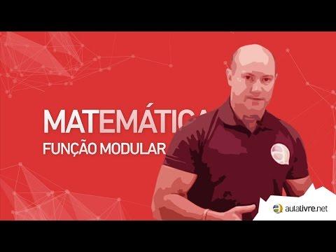 Matemática - Módulo e Função Modular