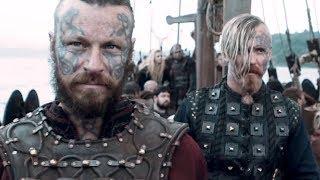 Vikings - Harald and Halfdan