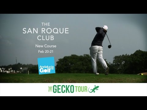 the gecko tour 201617 20 the san roque club new course