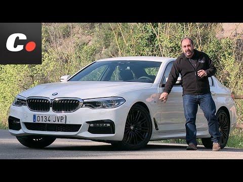 BMW Serie 5 2017 | Prueba / Test / Review en español | Coches.net
