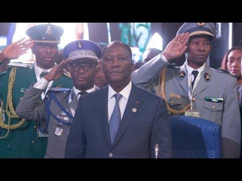 Le Chef de l'Etat a pris part à la cérémonie d'ouverture du 54e Sommet ordinaire de la CEDEAO