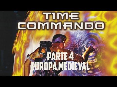 Time Commando (1996) - PC - Fase 4 Europa Medieval