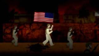 Rise Against - Hero Of War unofficial music video, BTH