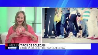 Tipos de Soledad. María Fernanda Nouel, Terapeuta Psicosocial nos explica.
