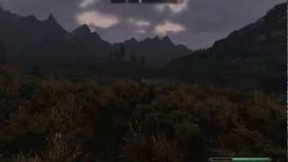 Skyrim - Funny Imperial Mammoth