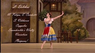 Coppelia - Swanhilda's Waltz Variation (Osipova)