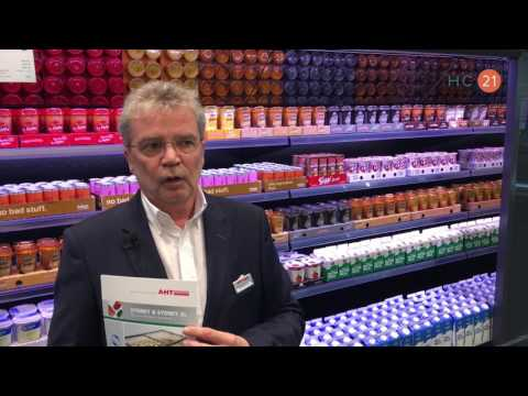 Interview with AHT at EuroShop 2017