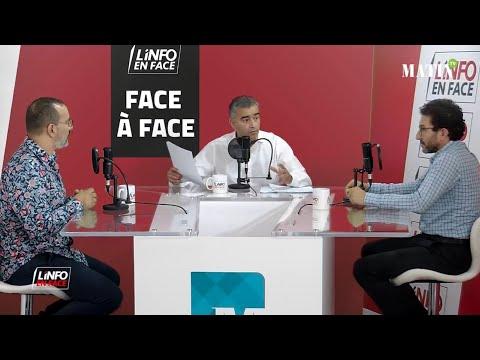 Video : Linfo en... Face à Face avec Mehdi Alioua et Abdenbi Aboulaârab