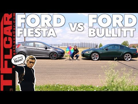 Game Show: Is the Ford Mustang Bullitt Faster Than a Hot Hatch? Ep.6