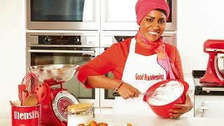 Behind the scenes with Nadiya Hussain | Good Housekeeping UK