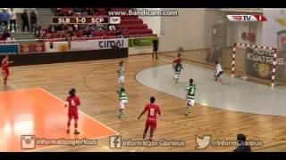 Futsal Feminino: SL Benfica 3-0 Sporting CP
