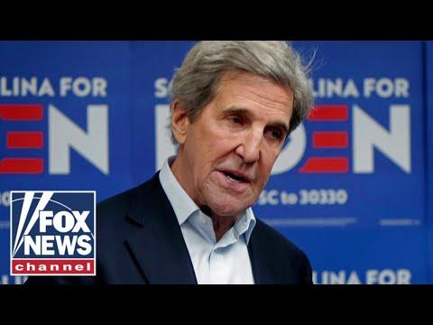 Fox panel analyzes Biden's cabinet picks, John Kerry role in climate change