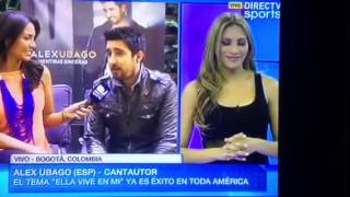 Alex Ubago Canta en Conexión América