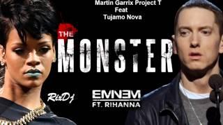 Rihanna & Eminem vs Martin Garrix Feat tujamo Monster nova (RixDj bootleg)