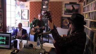 "Ted Hawkins ""Natural Comb"" on KRSH with Shinyribs, Sunny Sweeney, Tim Easton, and Randy Weeks"