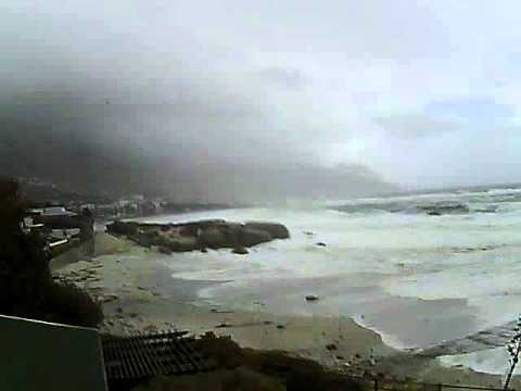 Timelapse Video – Glen Beach & Camps Bay – 30/05/2011