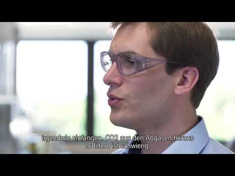 Oxyfuel – CO2 aus der Zementindustrie sammeln und recyclen
