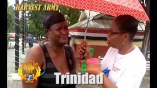 TRINIDAD & TOBAGO Trumpets @ *WORLD VISION DAY* OCT.4,2014