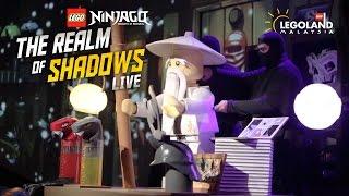 LEGOLAND® NINJAGO® Live Show: Highlights