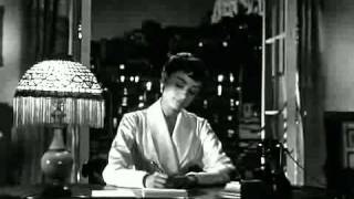 Sabrina The letter from Paris