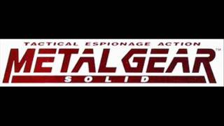 Metal Gear Solid music - Warhead Storage