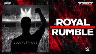 "WWE Royal Rumble 2018--1st Official Theme Song ""King is born"""