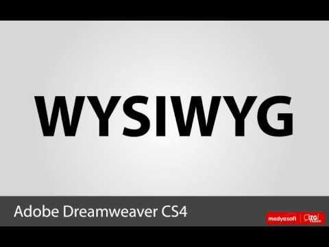 ÇT Adobe Dreamweaver CS4 Eğitimi