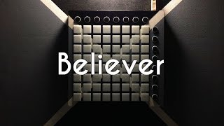 Imagine Dragons - Believer (Kaskade Remix) // Launchpad Cover