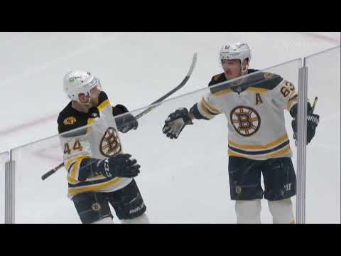 Marchand undresses Capitals for insane short-handed goal