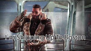 Dropkick Murphys: I'm Shipping Up To Boston (Fallout 4 music video)