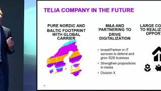 Sustainability @Telia