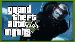 Grand Theft Auto 5 Myths: Tank Vs Cops, Fire Experiments & More! - Episode 32