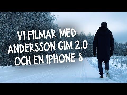 NetOnNet: Vi filmar med Andersson GIM 2.0 (gimbal till smartphone)