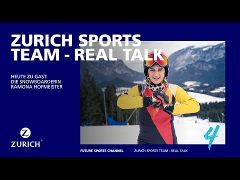 Zurich Sports Team - Real Talk mit Ramona Hofmeister