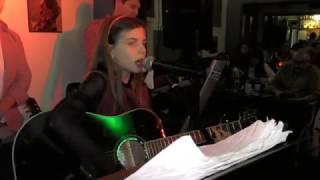 "Sabina Cernat & Mihai Napu Band - ""La fereastra ta"" (Semnal M) HD"