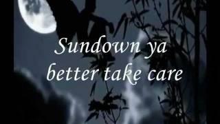 Sundown_Lyrics George Zeavran By: Gordon Lightfoot (Dynamic sound)
