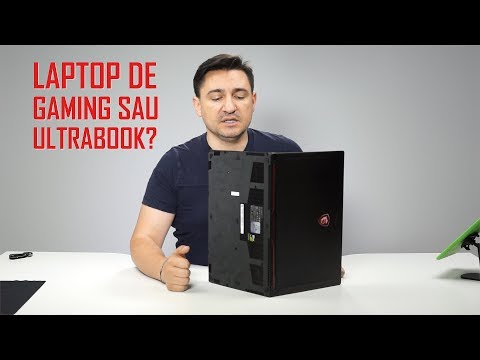 UNBOXING & REVIEW - MSI GS63VR 7RF Stealth Pro