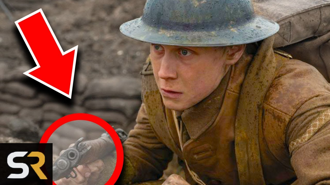 10 Things You Missed In the War Movie 1917