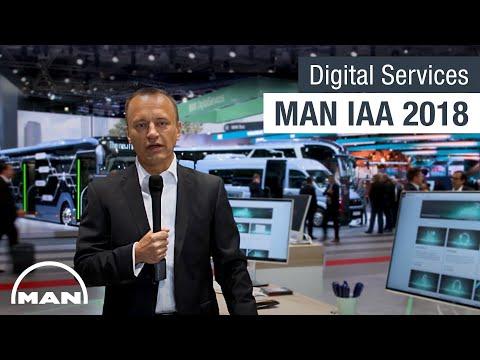 MAN | IAA 18 | DigitalServices Expert Interview