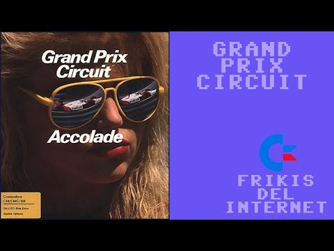 Grand Prix Circuit (c64) - Walkthrough comentado (RTA)