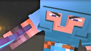 "Minecraft Song and Minecraft Animation ""Little Square Face Part 1"" Minecraft Song by Minecraft Jams"
