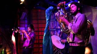 BALKAN CLUB MADRID: Million Dollar Mercedes Band feat. special guests