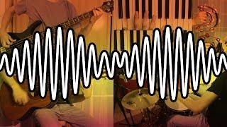 Arctic Monkeys - Fireside (INSTRUMENTAL Cover)