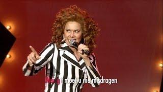 Natalia is de baas! | Tegen de Sterren op Live | VTM