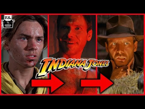 Raiding Indy's Lost Character Arc