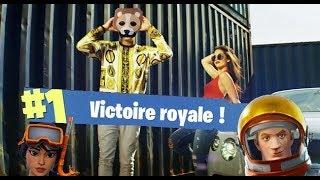 L'Algérino - Va Bene [B.O Fortnite Parodie] LionNoir
