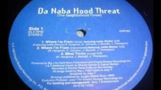 Da Naba Hood Threat - Mind Tricks (Vocal)