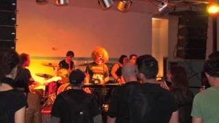 The Upstairs Room (The Cure cover band)